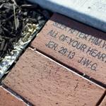 Cross-Pavilion Walkway Brick